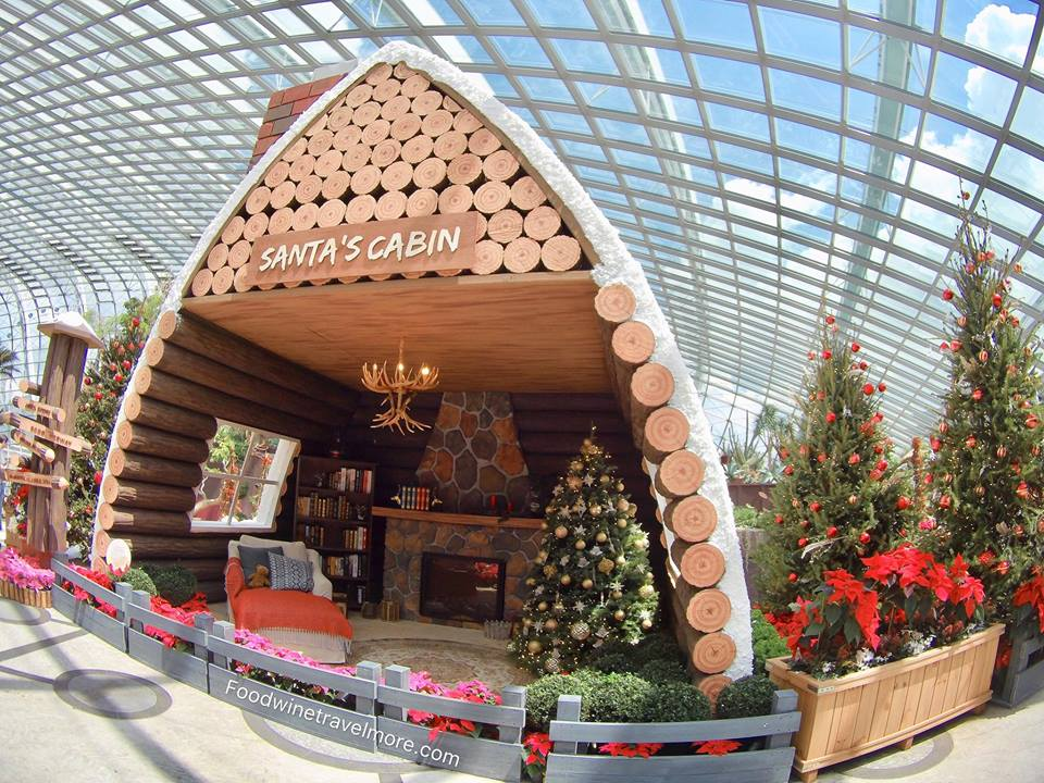 Blog: 2017 White Christmas in Singapore Gardens-By-The-Bay Nordic Village